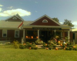 Indian Head Farm, the town's source of fresh food in Berlin MA