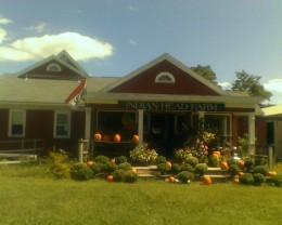 Front of Indian Head Farm
