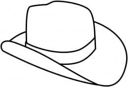 Source: http://www.leehansen.com/coloring/Rodeo/images/cowboy-hat2-clr.gif