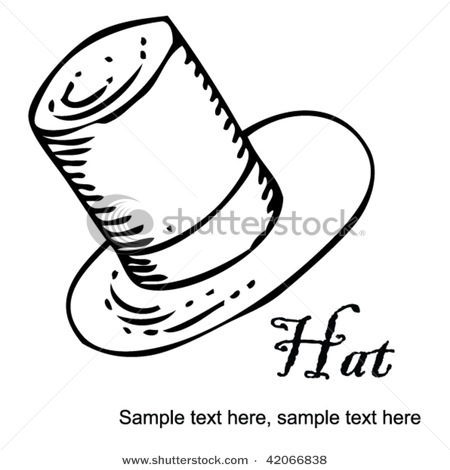 Source: http://image.shutterstock.com/display_pic_with_logo/388003/388003,1259792269,2/stock-vector-stock-vector-background-illustration-card-cylinder-hat-drawing-42066838.jpg