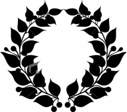 Source: http://www.istockphoto.com/file_thumbview_approve/5894876/2/istockphoto_5894876-laurel-wreath.jpg