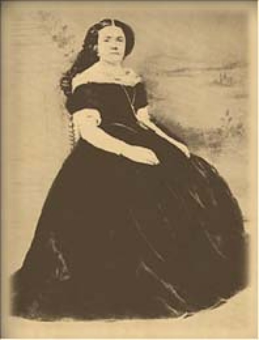 Eilley Bowers, 1860s