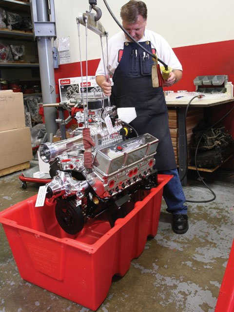 350 chevy crate engines
