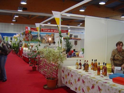 Salon des gourmets et des vignerons de Saint-Junien