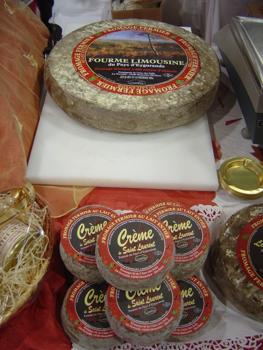 Michel M Jouinot Fromages d'Auvergne (Cheeses of the Auvergne) 06 80 22 39 50