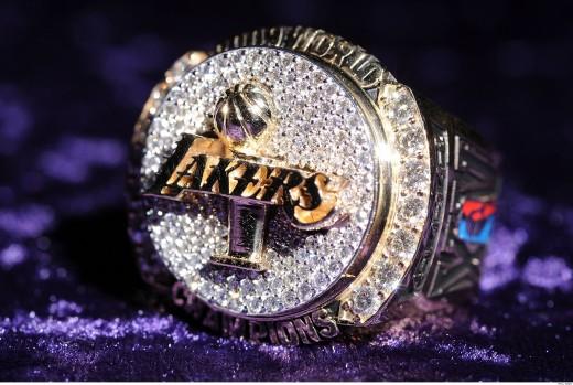 2009 NBA Ring