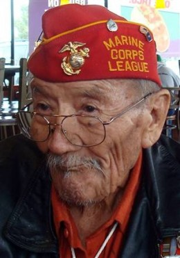 Allen Dale June, one of the last 3 of the original 29 Navajo Code Talkers dies at age 91