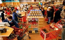 Shopping at Trader Joe's-Marietta Georgia-