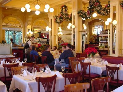 Chef de France - worldshowcase Epcot