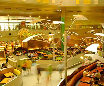 Sunshine seasons - Food court