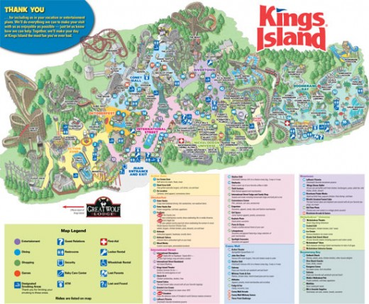 Kings Island discount tickets can be found online and through local stores near the amusement park.