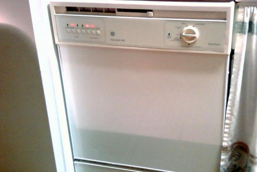 Dishwasher Front Panel