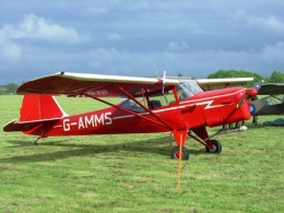 Not THE little red auster, but one of similar type