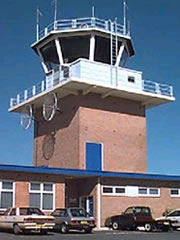 Not THE Bankstown Control Tower, but somewhat similar