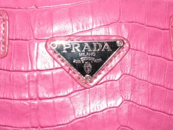 It's not just a Bag, It's Prada!