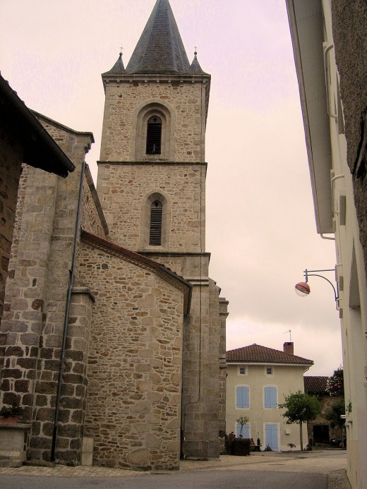 Vayres church