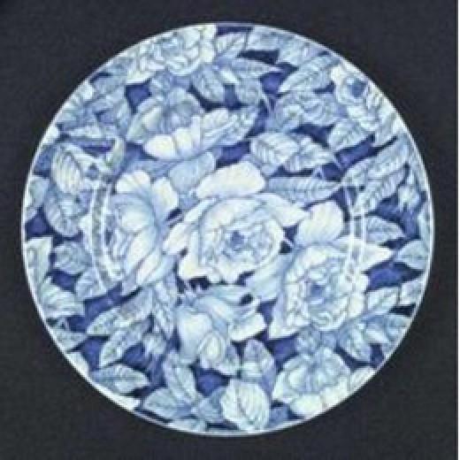 myott china Blue Bramble