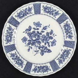 Myott china Melody Blue
