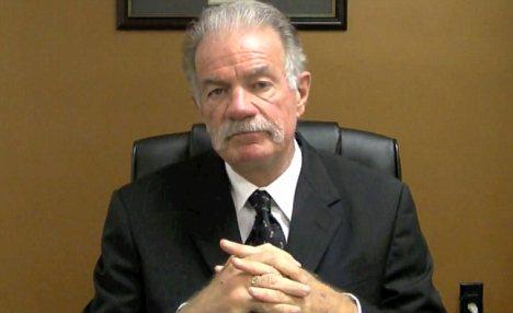 Pastor Terry Jones from Florida