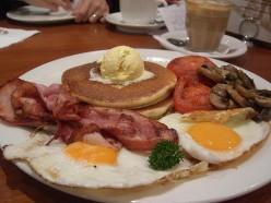 Great Breakfast in Topeka Kansas