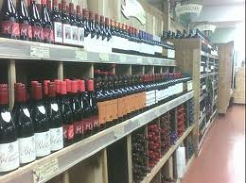 Extensive Wine Selection at Trader Joe's