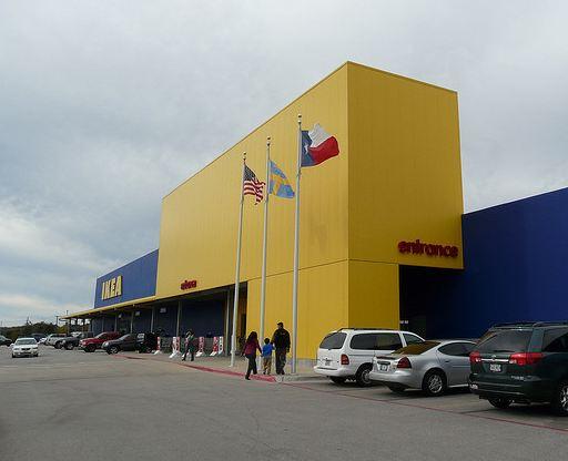 Ikea Furniture Store