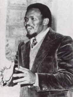 Steve Biko - a remarkable person and martyr in South Africa