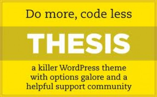 The Thesis Theme for WordPress is simple, intuitive, and amazingly powerful... but you can't fully appreciate it until you take it for a test drive!