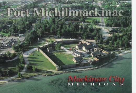 Fort Michilmackinac