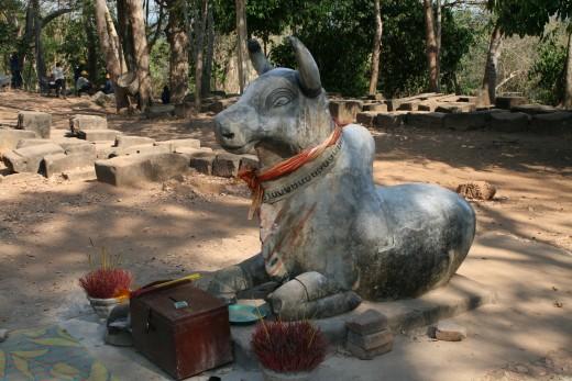 Shiva's ride - Nandi