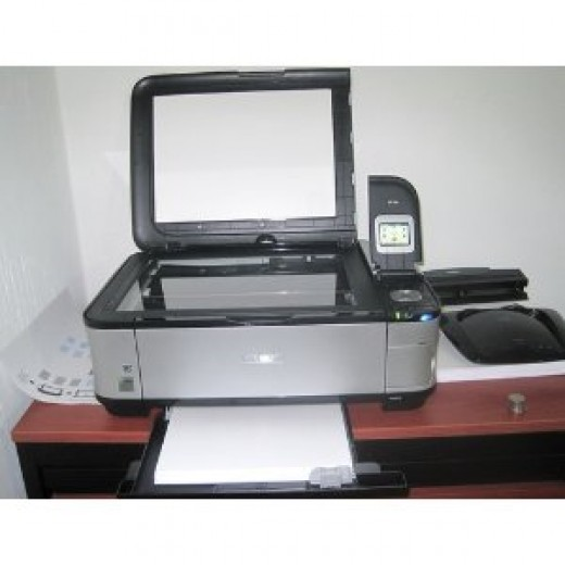 Canon PIXMA MP560 Wireless Inkjet All-In-One Photo Printer