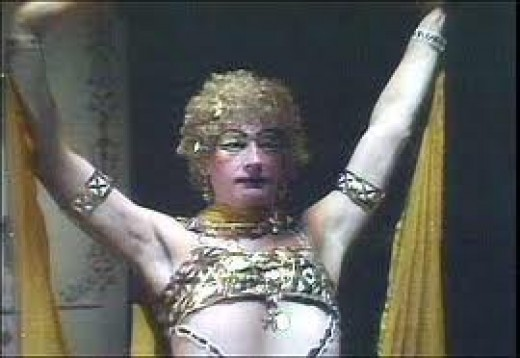 I'm a Roman Emperor and I'm okay...Caligula, third Emperor.