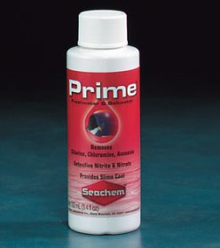 Aquatics: Product Review: Seachem's Prime
