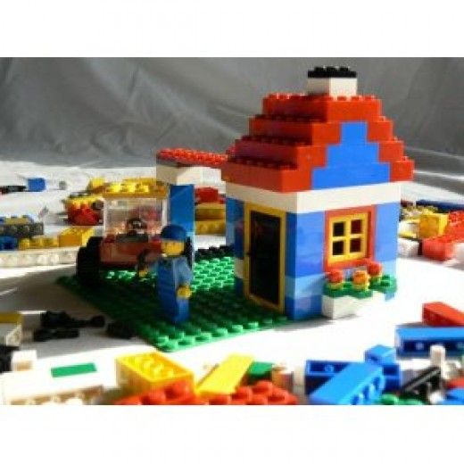 Lego Ultimate Building Set