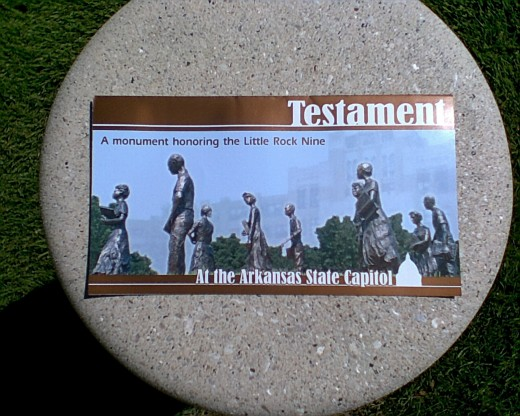 "Free Pamphlet available on site. ""Testament"""