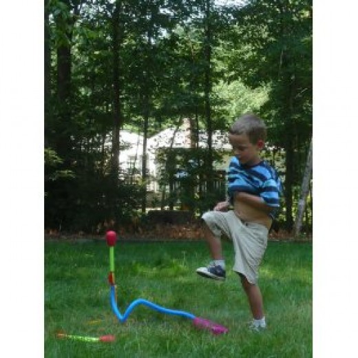 Ultra Stomp Rocket Toy