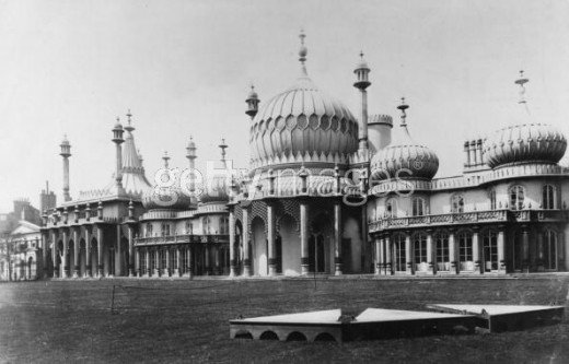 The Brighton Pavilion 1875