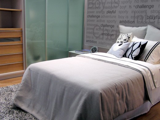 Redecorating and changing your bedroom space can have a great effect on how you feel in the morning.