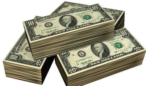 Cash!! Got to get it!