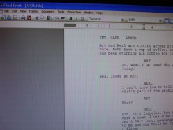 Tips for Completing a Screenplay