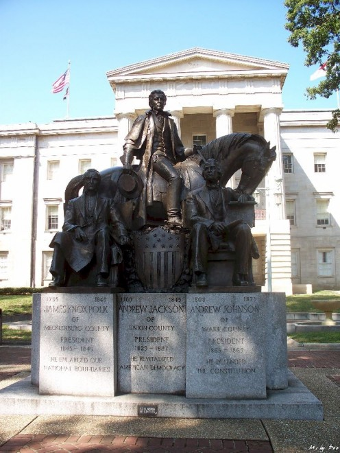 North Carolina Presidents