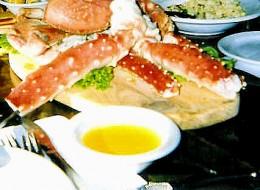 - King Crab & Drawn Butter -