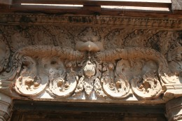 Lintel detail