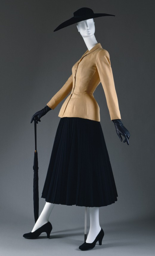 Christian Dior New Look Suit