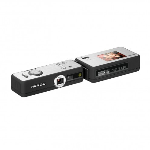 Minox Digital Spy Camera - External Flash with 1.5 inch TFT LCD Monitor