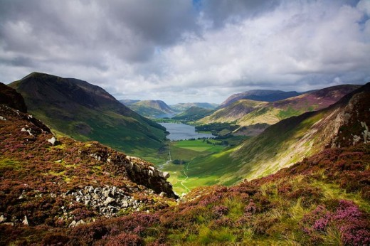 Lake District, England. (Where Keswick is located.) From Pixdaus.com