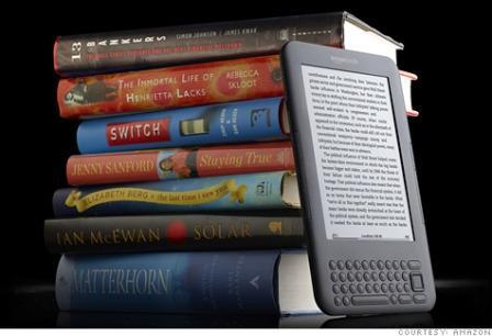Amazon Kindle 3 eReader