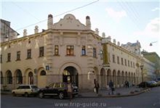 Outside view of Kuznechny