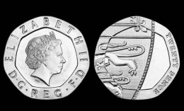 20 pence with no dates