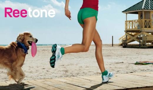 Reebok RunTone Trainers - Tone Faster